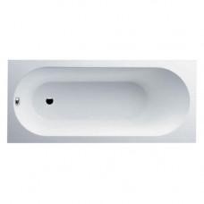 Акриловая ванна OBERON 170х75 см в комплекте с ножками