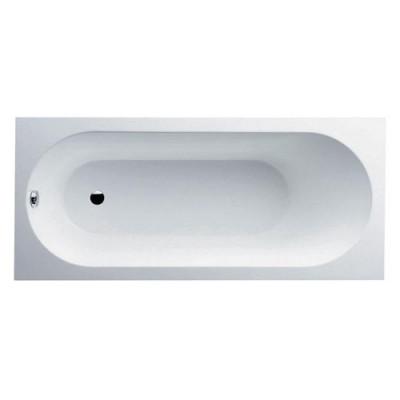 Акриловая ванна OBERON 180х80 см в комплекте с ножками