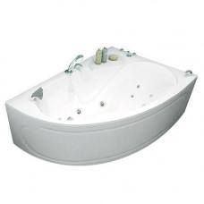 Ванна акриловая Кайли 150х100 левая NEW