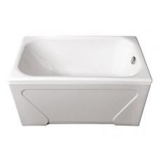 Ванна акриловая Тритон Лиза 120x70 прямоугольная ЭКСТРА