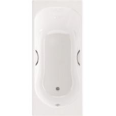 Ванна чугунная BLB ASIA  150*75 с отверстиями для ручек