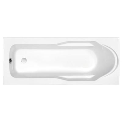 Акриловая ванна SANTANA 170*70 без ножек, белый