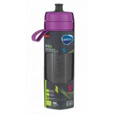 Бутылка Fill&Go фиолетовая мягкая BRITA
