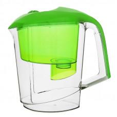 Фильтр кувшинного типа Вега - зеленый ГЕЙЗЕР