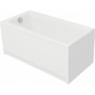 Акриловая ванна LORENA 170x70 с ножками, белый