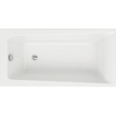 Акриловая ванна LORENA 160*70 без ножек