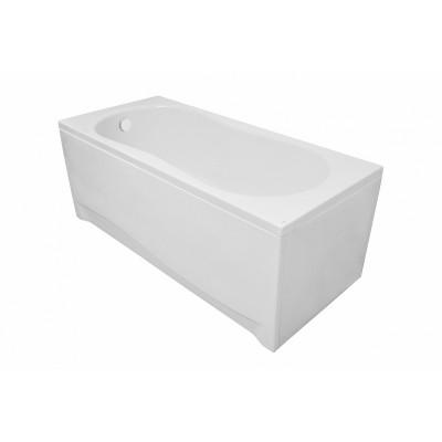 Акриловая ванна NIKE 150*70 ванна с ножками, белый