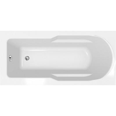 Акриловая ванна SANTANA 150*70  без ножек, белый