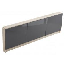 Модуль для ванны SMART 160 фронтальный, серый