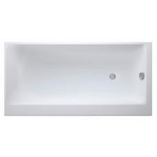 Акриловая ванна SMART 170*80 правая, с ножками, белый