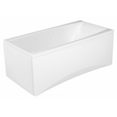 Акриловая ванна VIRGO 150*75 с ножками, белый