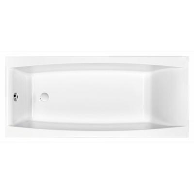 Акриловая ванна Cersanit VIRGO 170*75 с ножками, белый