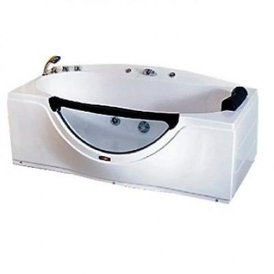 Акриловая гидромассажная ванна CS-832 1680*900*680 правая