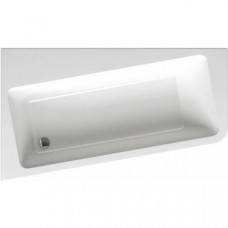 Ванна акриловая асимметричная 170x100 Ravak 10° левая белая