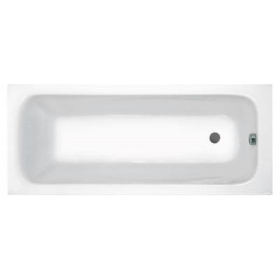 Акриловая прямоугольная ванна Jika Clavis 150х70, с м/к и сифоном