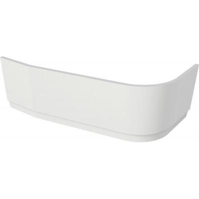 Панель для ванны фронтальная левая с ножками, белый ARIZA 160