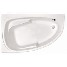 Акриловая ванна Cersanit JOANNA 150x95 левая с ножками БЕЗ панели