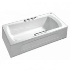 Ванна TS-1702 С 170*70*55 с панелью без г/м с руч.