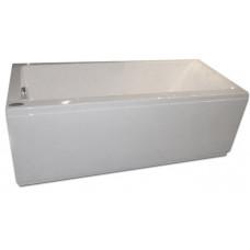 Ванна TS-9014 без г/м 180*80*60 (пустая ванна, с сифоном и подголовником)