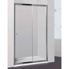 Душевая дверь RGW CL-12 (116-121)*185, хром, шиншила