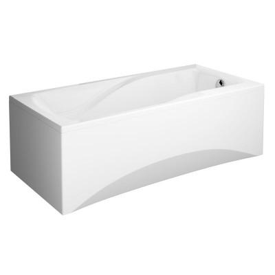 Акриловая ванна Cersanit ZEN 180*85  с ножками, белый