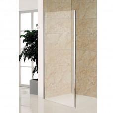 Боковая стенка Eger 599-W80 прозрачная, 80 см, для комплектации с дверями 599-150, 599-163