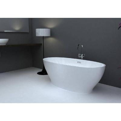 Акриловая отдельностоящая ванна ABBER AB9207 165х80