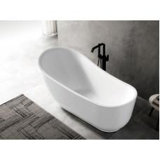 Акриловая отдельностоящая ванна ABBER AB9288 180x89