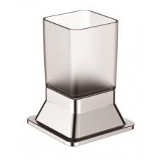1135 Держатель стакана настольный(стекло) KAISER хром